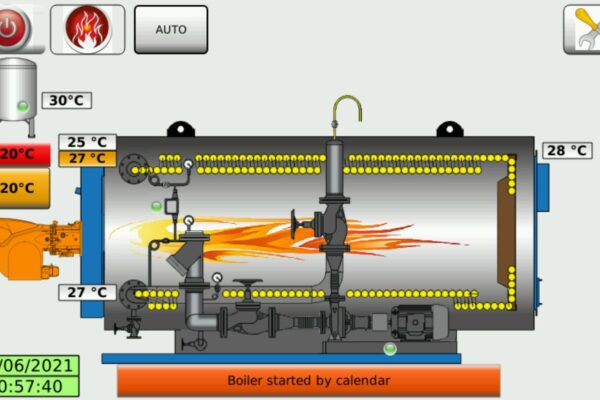 SAVEALL DO: Nuovo sistema di controllo remoto per generatori olio diatermico – Industria 4.0